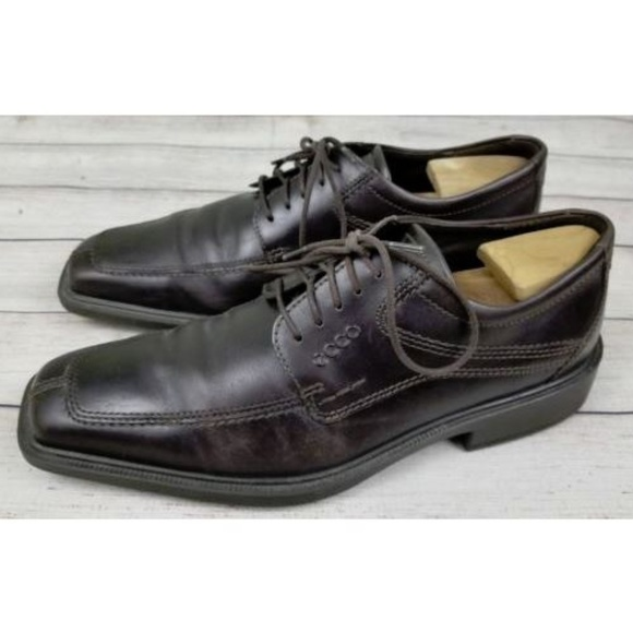 8df3748d531 Ecco Shoes | Mens Oxford Dress Size 8m 41 Eu | Poshmark